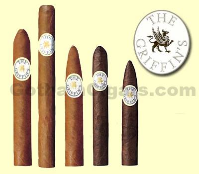 Buy Griffin's Cigars at the lowest prices for cigars online at GothamCigars.com - Click here