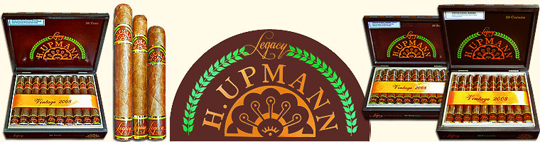 Buy H. Upmann Legacy Cigars at the lowest prices online at GothamCigars.com - Click here!
