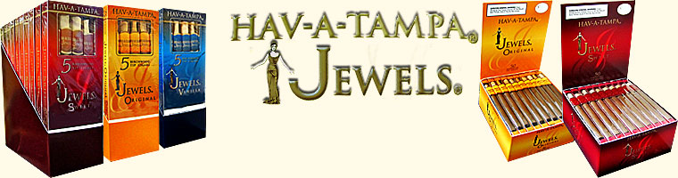Buy Hav-A-Tampa Jewels cigars and other Hav-A-Tampa cigars at the lowest prices online at GothamCigars.com - Click here