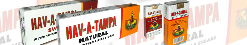 Hav - A - Tampa Little Cigars