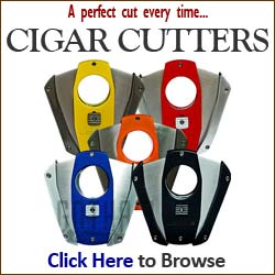Using a cigar cutter is how to cut a cigar correctly.  Click here to browse our selection of cigar cutters.