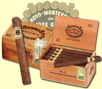 Buy Hoyo De Monterrey Cigars online at GothamCigars.com for low prices! - Click here
