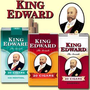 Buy King Edward Filtered Cigars at the lowest prices for cigars online at GothamCigars.com - Click here!