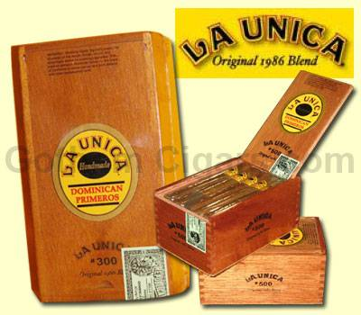 Buy La Unica Cigars at Gotham Cigars at the lowest prices for cigars online! - Click here
