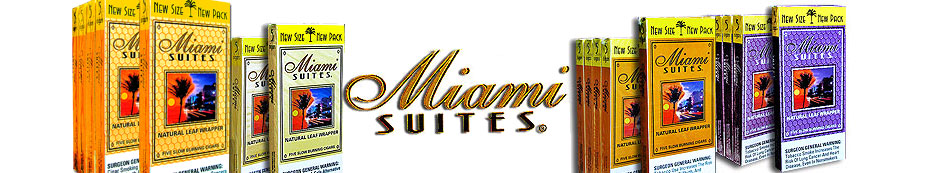 Miami Suites Cigars