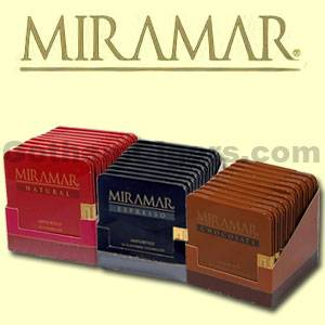 Buy Miramar Cigars at the lowest prices for cigars online at GothamCigars.com - Click here
