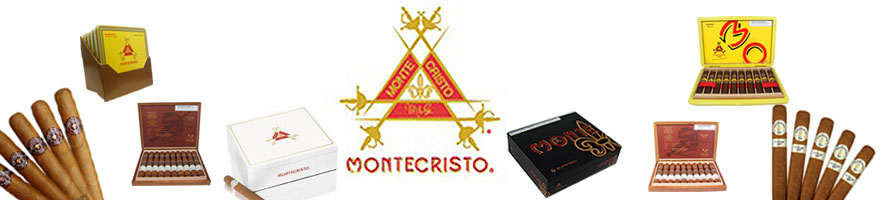Buy Montecristo Cigars at the lowest prices for cigars online at GothamCigars.com - Click here