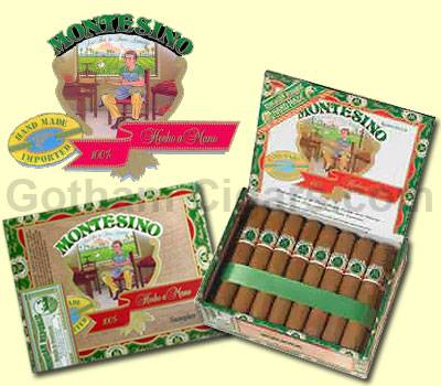 Buy Montesino Cigars at Gotham Cigars at the lowest prices for cigars online! - Click here