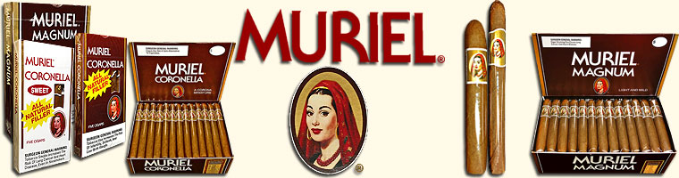 Buy Muriel Cigars at the lowest prices for cigars online at GothamCigars.com - Click here