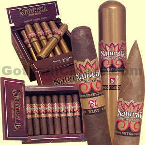 Natural Cigars by Drew Estate cigars