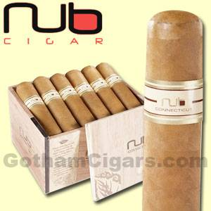 Buy Nub Connecticut Cigars at the lowest prices online at GothamCigars.com - Click here!