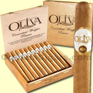 Buy Oliva Connecticut Reserve Cigars at the lowest prices for cigars online at GothamCigars.com - Click here