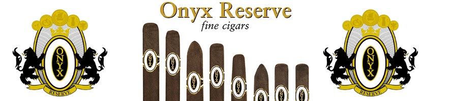 Buy Onyx Reserve Cigars at the lowest prices for cigars online at GothamCigars.com - Click here