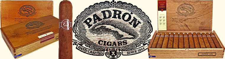 Buy Padron Cigars at the lowest prices for cigars online at GothamCigars.com - Click here!