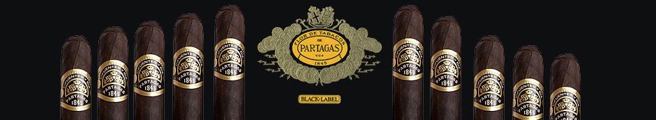 Partagas Black Cigars