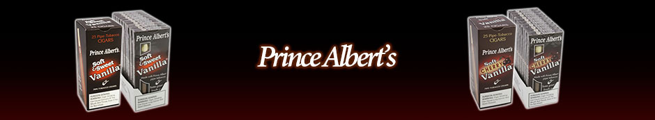 Prince Albert's Cigars