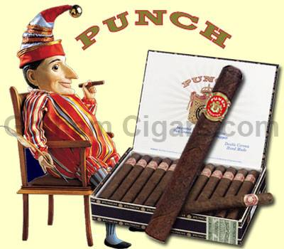 Buy Punch Cigars at GothamCigars.com at the lowest prices for cigars online! - Click here.