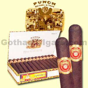 Buy Punch Deluxe Series Cigars at the lowest prices for cigars online ! - Click here