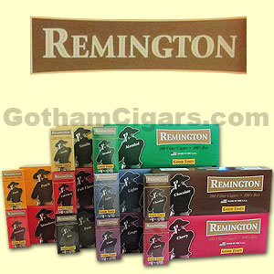 Remington 100's Filtered cigars