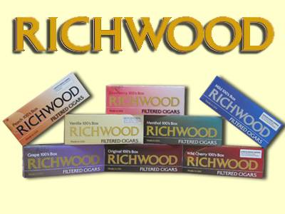 Buy Richwood Filtered Cigars at the lowest prices for cigars online at GothamCigars.com - Click here!