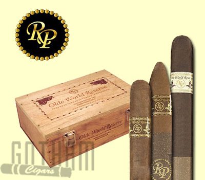 Buy Rocky Patel Olde World Reserve Cigars at GothamCigars.com at the lowest prices online! - Click here.