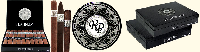 Buy Rocky Patel Platinum Cigars at the lowest prices for cigars online at GothamCigars.com - Click here!
