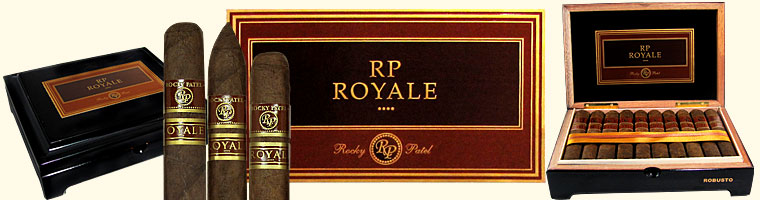 Buy Rocky Patel Royale Cigars at the lowest prices for cigars online at GothamCigars.com - Click here!