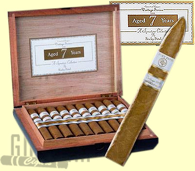 Buy Rocky Patel Vintage 1999 Cigars at the lowest prices online at Gotham Cigars! - Click here and save!