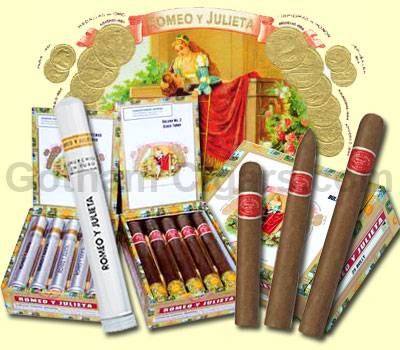 Buy Romeo Y Julieta 1875 Cigars at the lowest prices for cigars online! - Click here and save!