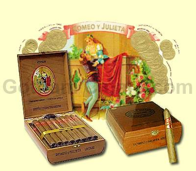 Buy Romeo Y Julieta Vintage Cigars at GothamCigars.com at the lowest prices online! - Click here