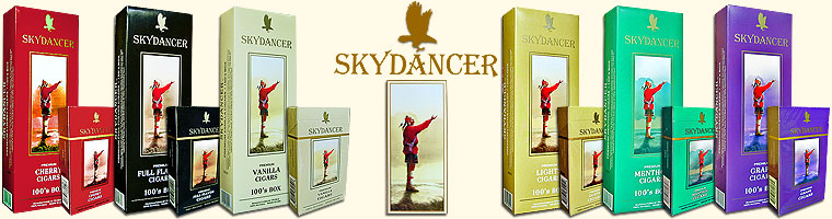 Buy Skydancer Filtered Cigars at the lowest prices for cigars online. - Click here!