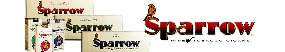 Sparrow Filtered Cigars