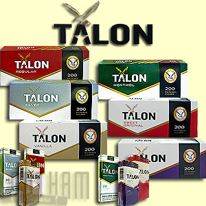 Buy Talon Filtered Cigars at the lowest prices online at GothamCigars.com - Click here!
