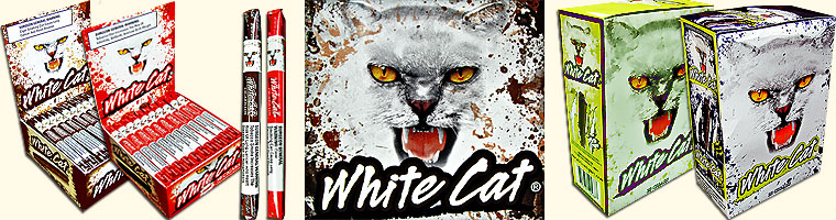 Buy White Cat Cigars at the lowest prices for cigars online at GothamCigars.com - Click here