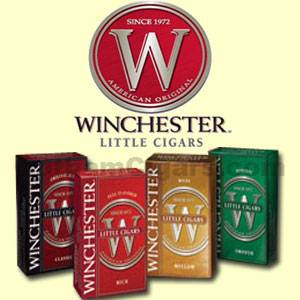 Buy Winchester Little Cigars at the lowest prices for cigars online at GothamCigars.com - Click here!