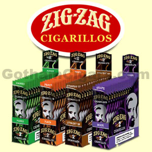 Buy Zig Zag Cigars at GothamCigars.com at the lowest prices for cigars online! - Click here and save!