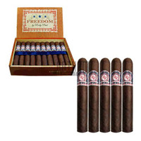 Rocky Patel Freedom Sixty Box & 5 Pack