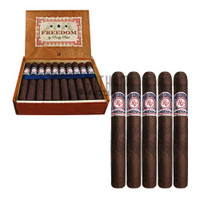 Rocky Patel Freedom Toro Box & 5 Pack