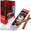 Zig Zag Cigarillos Strawberry upright & foilpack