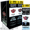 Swisher Sweets Cigarillos Black Box & Pack