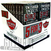 Swisher Sweets Cigarillos Black Pack