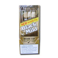Black And Mild Wood Tip Pack
