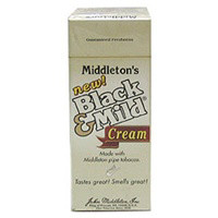 Black And Mild Cream Upright Pack