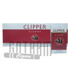 Clipper Filtered Cigars Cherry 100's Box & Pack
