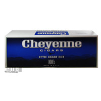 Cheyenne Filtered Cigars Xotic Berry 100's carton