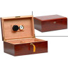 The Milano Cigar Humidor - Rosewood