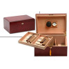 The Milano Cigar Humidor - Cherry