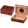 The Asti Cigar Humidor Box & Open Box
