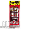 Jackpot Cigarillos Cherry foilpack