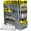 Jackpot Cigarillos Silver upright & foilpack